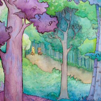 forest-cats-liloo-illustration-original-art